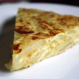 Dinner Tonight: Tortilla Espanola