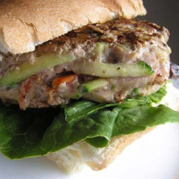 Dinner Tonight: Turkey Burgers Recipe