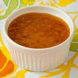 Dipping sauce Asian, for Dove Rumaki/Shu Mai
