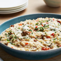 Dirty Risotto