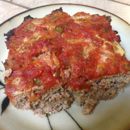 Di's Mexican Meatloaf