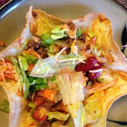 Di's Taco Salad