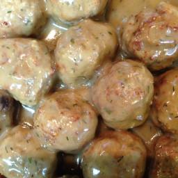 Di's 20 min Swedish Meatballs & Pasta