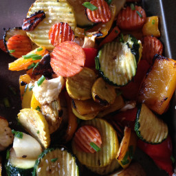 Di's Grilled Vegetables