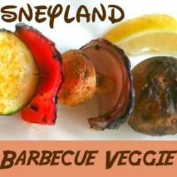 Disneyland Bengal Barbecue Recipe - Outback Vegetable Skewers