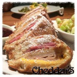 Disneyland Monte Cristo Sandwiches