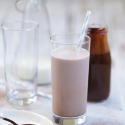 DIY Homemade Chocolate Milk Syrup (Refined Sugar Free)