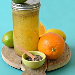 DIY Hydrating Citrus Drink