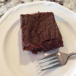 Dody's Chocolate Cake
