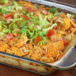 Dorito Chicken Casserole Recipe