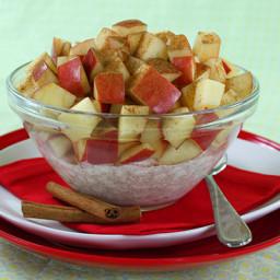 Double-0-Cinnamon Apple Breakfast Bowl