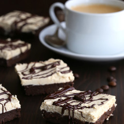 Double Espresso Brownies