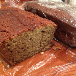 Downeast Maine Pumpkin Bread
