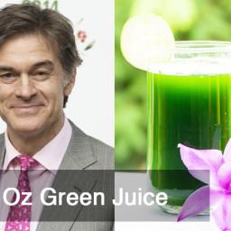 Dr. Oz Green Smoothie