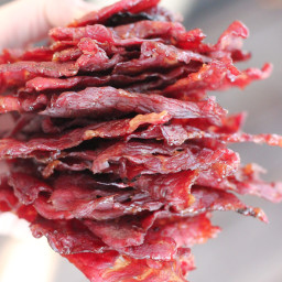 Dr. Pepper Jalapeno Beef Jerky