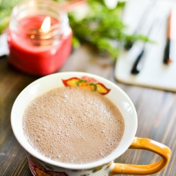 Dreamy Hot Chocolate - Dairy Free, Sugar Free