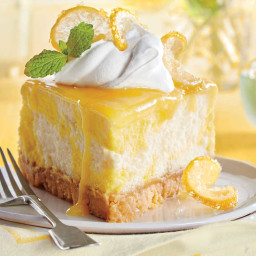 Dreamy Lemon Cheesecake Recipe
