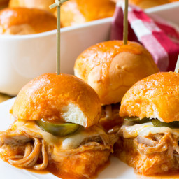 Drowned Carnitas Party Sandwiches (Torta Ahogada)