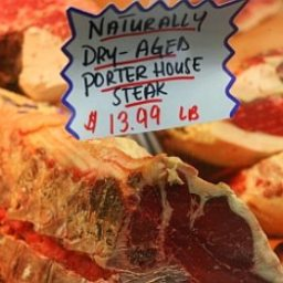 Dry-Aged Porterhouse Steak