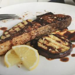 Dukkah Spiced Salmon