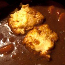 Dumplings for Casserole or Stew