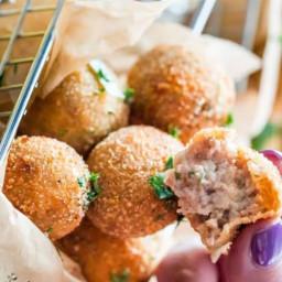 Dutch meatballs - Bitterballen