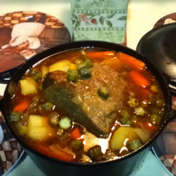 Dutch Oven Pot Roast