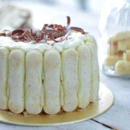 Earl Grey Tiramisu Torte