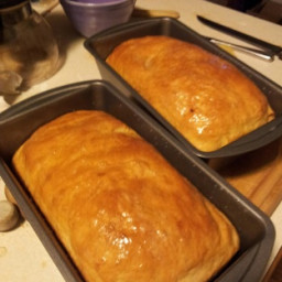 Earl's Homemade Bread for the Kitchenaid