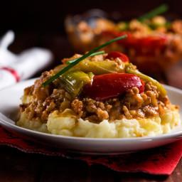 Earth Eats: Albanian Baked Leeks or Tave me presh