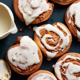 Easiest Cinnamon Rolls Ever
