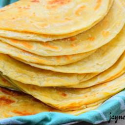East African Chapati Recipe