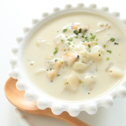 East Hampton Clam Chowder