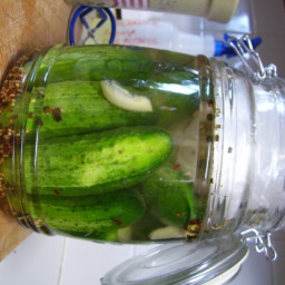East Side New York Half-Sour Pickles