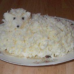 Easter, Butter Lamb