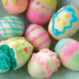 Easter Cake Bites