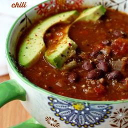 Easy 30 Minute Chili