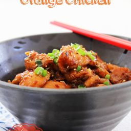 Easy and Healthy Orange Chicken Recipe