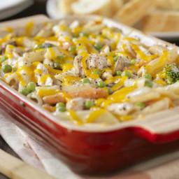 Easy and Quick Comfort Food: Chicken Potato Casserole