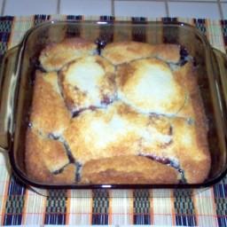 Easy Any Pie Filling Cobbler