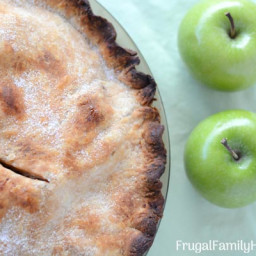 Easy Apple Pie Filling for the Freezer