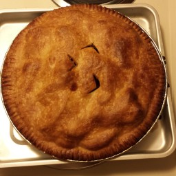 Easy Bake Apple Pie