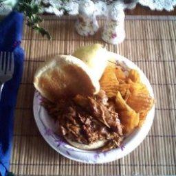 Easy Bbq Pork Sandwiches