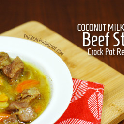 Easy beef stew crock pot recipe