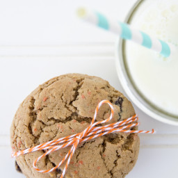 Easy Carrot Cake Mix Cookies