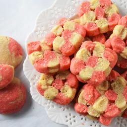 Easy Cashew Sugar Cookies