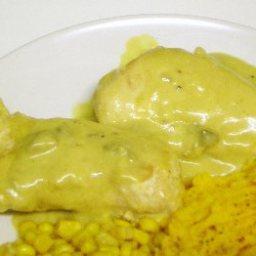 Easy Chicken Paprika
