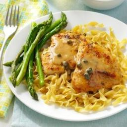 Easy Chicken Piccata Recipe