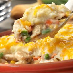 Easy Chicken Shepherd's Pie