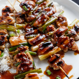 Easy Chicken Yakitori